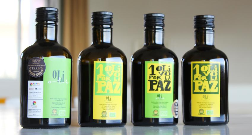 Variedades de aceites de oliva ecológicos OliOli en Requena